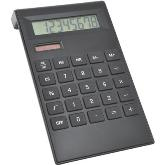 Desktop Calculator - 8 digit pocket calculator - Black