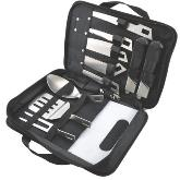 10 Piece Cooking Set -  - Black