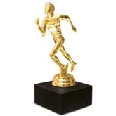 BRT Running Figurine - Avail in: Gold