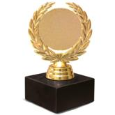 BRT Achievement Figurine - Avail in: Gold