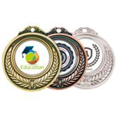 BRT Elite Medal - Avail in: Silver, Gold or Bronze