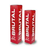 Brutal PVC Post Protector set of 4 - Avail in: Red/Black/White
