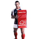 Brutal PVC Contact Shield - Avail in: Red/Black/White