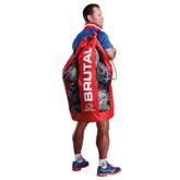 Brutal Dry Tech Ball Bag - Avail in: Red/Black