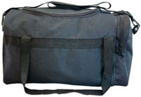 Harare denier mini sports bag - Avail in Black, Navy, Red, Green