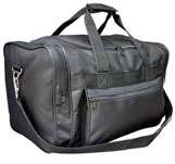 Milan denier sports bag  - Avail in Black or Navy