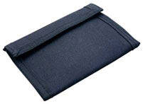 Rudy denier velcro surfer wallet  - Avail in Black or Navy