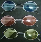 Lennon round glasses  - assorted