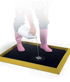 Shoe Disinfectant Door Mat - Min 10 units