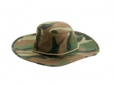 Camo Bush Hat cap - Available in many colors