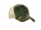 Camo Trucker cap - Available in many colors