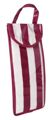 Hot Iron Case - Candy Stripe - Fuschia