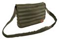 Zip-It Messenger - Army & Dark Green