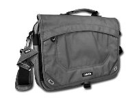 "Canyon Notebook Bag - 13.3"" - Shoulder, Hand carry - Grey/silver"