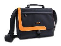 "Canyon Notebook Bag - 12"" - Shoulder or Hand carry, 2 Compartmen"