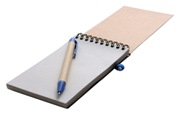 Eco Notepad & Pen - Royal