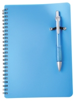 Humbug A5 Notebook - Blue
