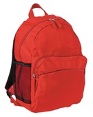 Indestruktible Basic Backpack - Red