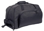 Indestruktible Weekender Duffle Bag - Black