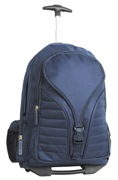 Indestruktible Backpack Trolley- Navy