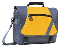 Charter Conference Bag - Yellow/Grey