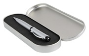 Satin Finish Presentation Tin - Single