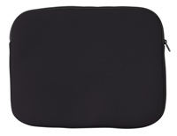 Neoprene Laptop Holder - Black