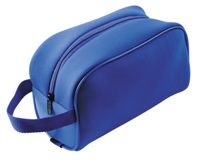 Neoprene Men'S Toiletry - Blue
