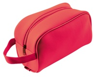 Neoprene Men'S Toiletry - Red