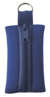 Neoprene Kerying Pouch - Blue