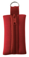 Neoprene Kerying Pouch - Red