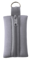 Neoprene Kerying Pouch - Grey