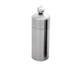 MATT STAINLESS STEEL PEPPER MILL