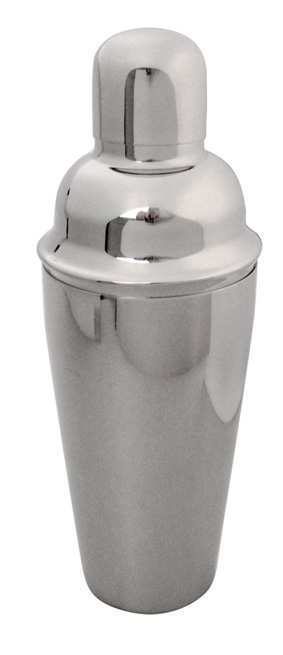 STAINLESS STEEL COCKTAIL SHAKER (700ML)