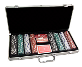 Professional Deluxe 400 Piece Poker