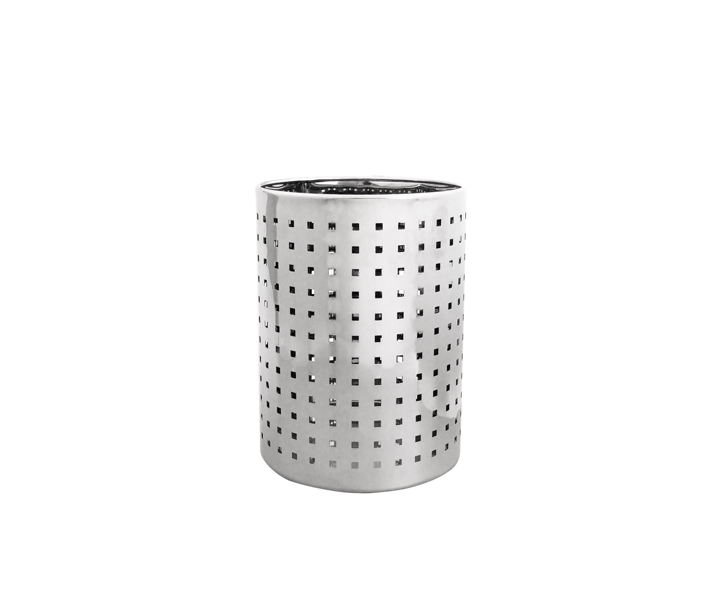 Stainless Steel4.5L Round  Waste Bin