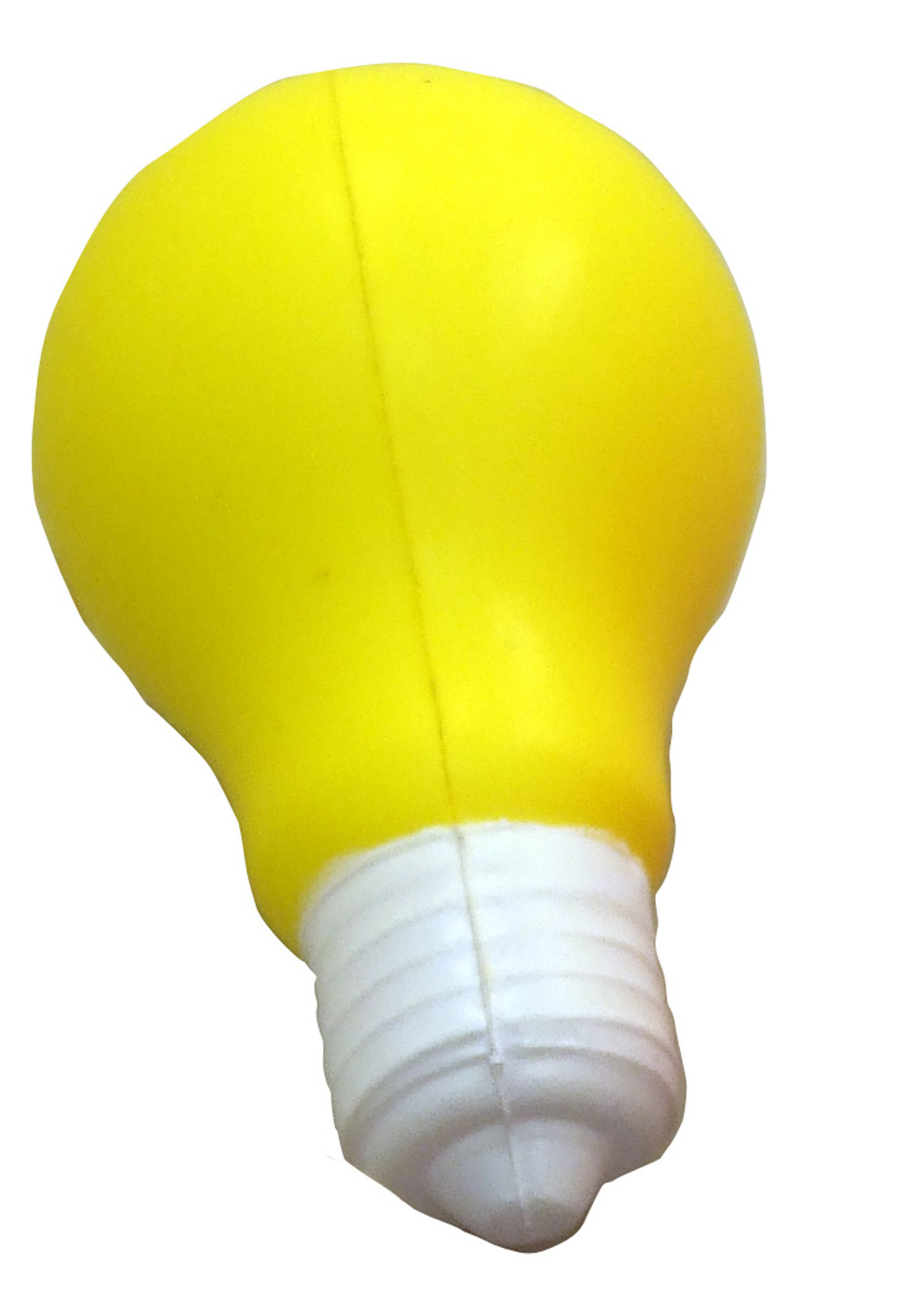 Light Bulb Stress ball (10.5X6Cm)