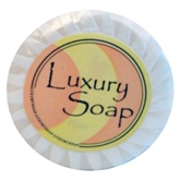 15 Gram Soap With Label In Shrink Wrap - Min. Order Qty 200