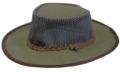 Ram Canvas/Panama Bush Hat - Large