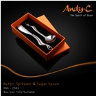Andy C Emerge Range Sugar spoon & Butter spreader