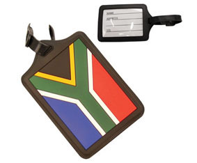 ESCAPE S.A FLAG LUGGAGE TAG