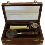 Gift Box - Magnifier, Compass & Telescope