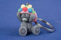 Tatty Teddy Pvc Keyring