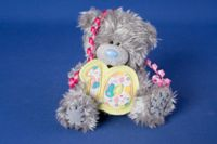Tatty Teddy 6 Inch 10Th Birthday-Streamers