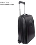 Lusso ABS Luggage Trolley Bag 24""