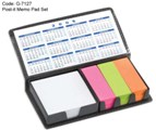 Post-It Memo Pad Set