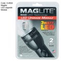 Maglite LED Upgrade (2D, 3D and 4D-Cell)