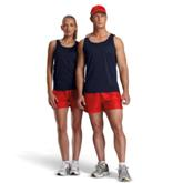 Garrett Aero Running Shorts - Avail in: Black, Red, Navy or Roya