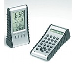 Flipside Clock and Calculator