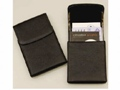 Leather Flip Up Business Card Holder